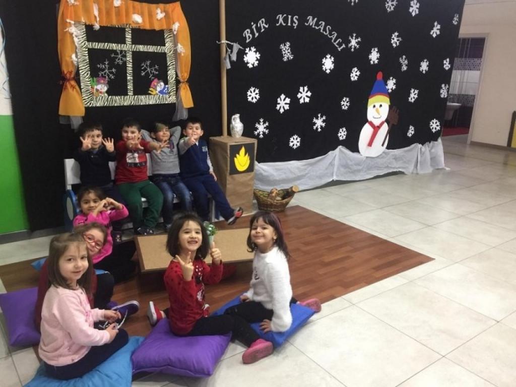Bir Kış Masalı | Kayseri Konaklar İlkokulu ve Ortaokulu | Özel Ok...