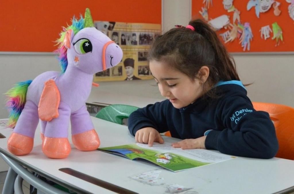 Oyuncağıma Hikaye Okuyorum   Kayseri Konaklar İlkokulu ve Ortaoku...