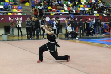 Wushu İstanbul Şampiyonuyuz