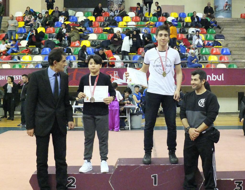 Wushu İstanbul Şampiyonuyuz | İstanbul Pendik İlkokulu ve Ortaoku...