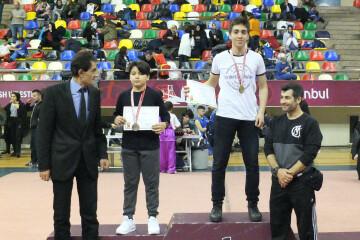 Wushu İstanbul Şampiyonuyuz   İstanbul Pendik İlkokulu ve Ortaoku...
