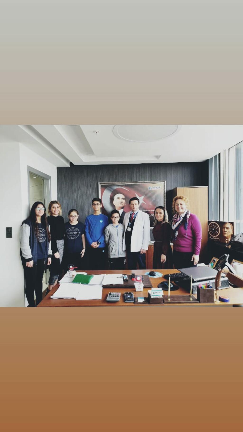14 Mart Tıp Bayramı... | İstanbul Pendik İlkokulu ve Ortaokulu |...