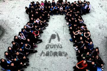 14 Mart(3,14) Dünya Pi Günü   İstanbul Pendik İlkokulu ve Ortaoku...