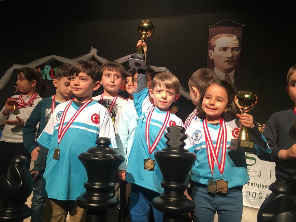 Dünya Su Günü Satranç Turnuvası | Kayseri Konaklar İlkokulu ve Or...