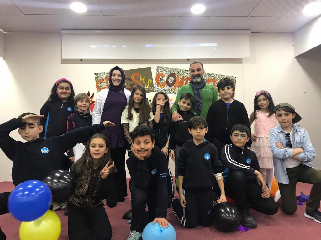 Engilish Song Competation | Kayseri Konaklar İlkokulu ve Ortaokul...