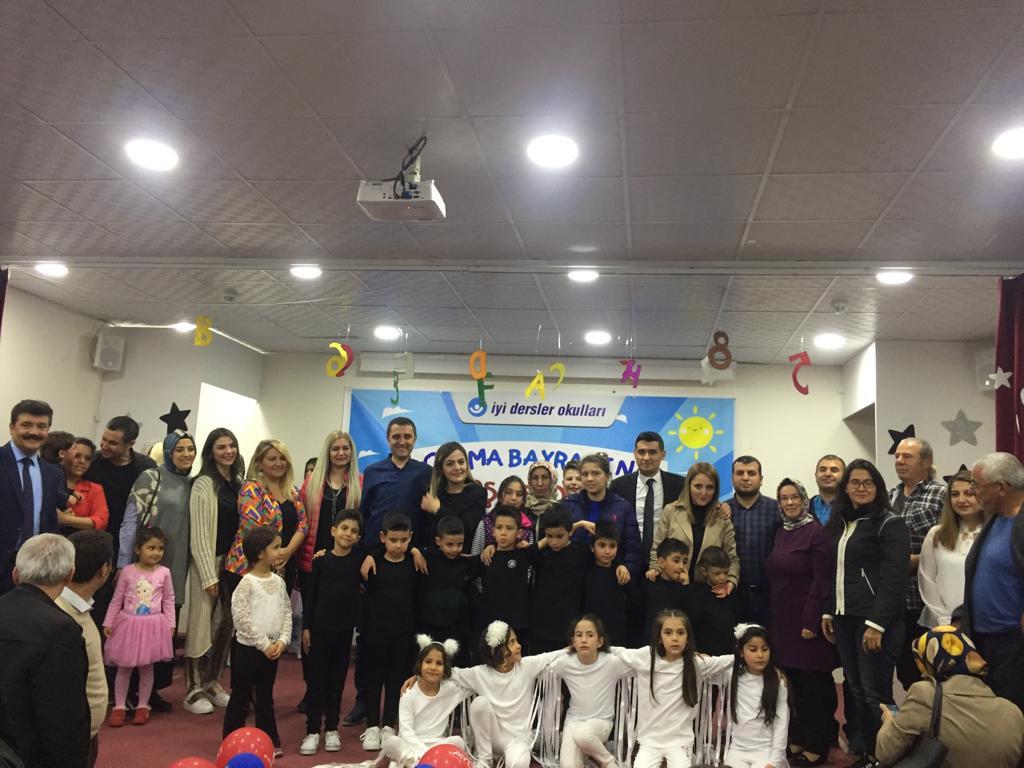 Okuma Bayramı   Kayseri Konaklar İlkokulu ve Ortaokulu   Özel Oku...