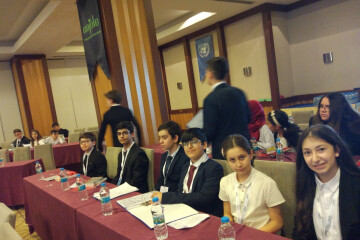 MUN ( MODEL UNİTED NATİONS ) CONFERENCE