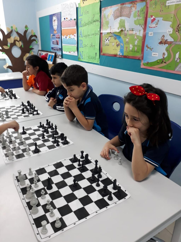 Satranç Turnuvası | İstanbul Pendik İlkokulu ve Ortaokulu | Özel...