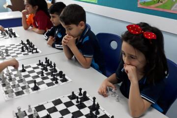 Satranç Turnuvası   İstanbul Pendik İlkokulu ve Ortaokulu   Özel...