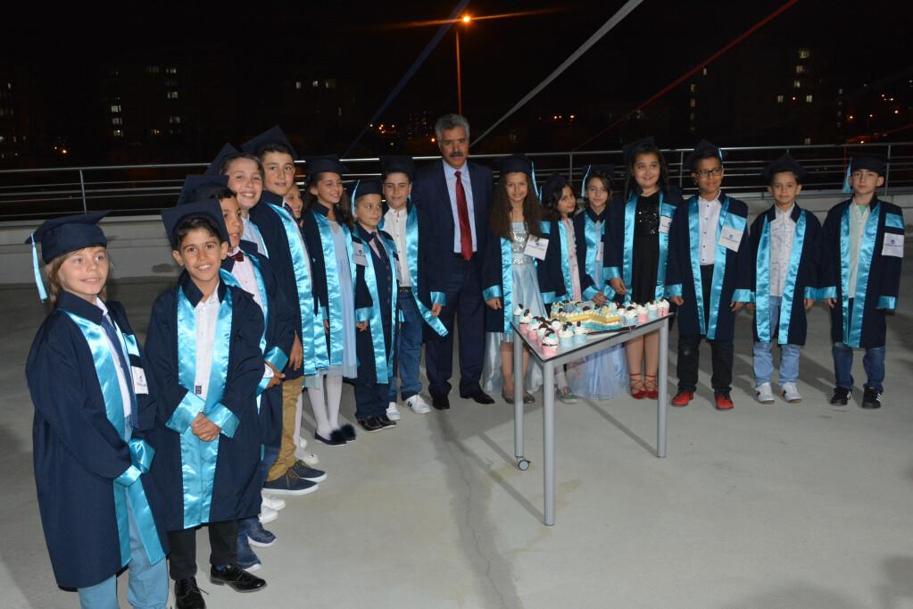 Mezuniyet Töreni   Kayseri Konaklar İlkokulu ve Ortaokulu   Özel...