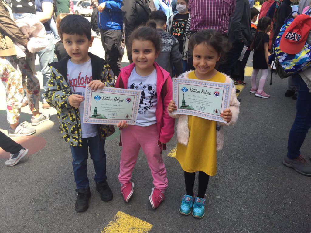 Miniklerin İlk Satranç Turnavası | İstanbul Pendik İlkokulu ve Or...