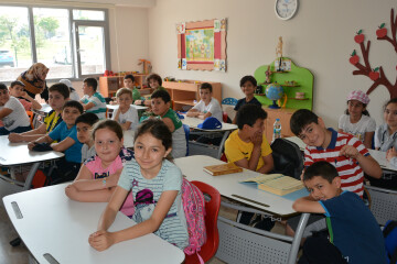 1. Kur Yaz Okulumuz Başladı