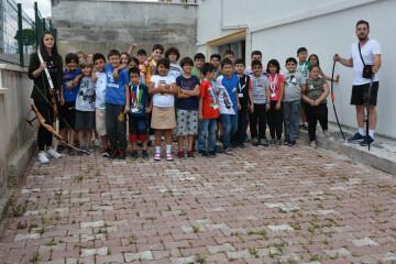 Yaz Okulundan Kareler | Kayseri Konaklar İlkokulu ve Ortaokulu |...
