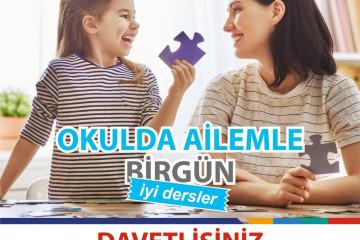 Okulda Ailemle Bir Gün | Kayseri Konaklar İlkokulu ve Ortaokulu |...
