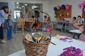ORYANTASYON EĞİTİMİ | Kayseri Konaklar İlkokulu ve Ortaokulu | Öz...