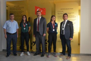 U15 Bayanlar Yüzme Federasyon Kupası | Kayseri Konaklar İlkokulu...