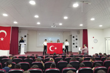 GAZİLER HAFTASI | Kayseri Konaklar İlkokulu ve Ortaokulu | Özel O...
