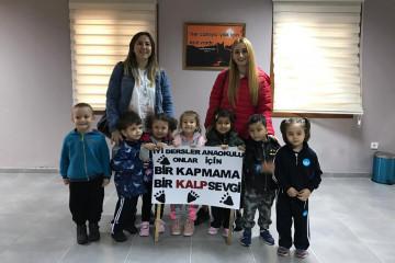 Hayvan Dostlarımıza Ziyaret... | İstanbul Pendik İlkokulu ve Orta...