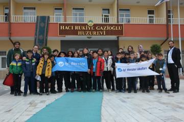 HUZUREVİ ZİYARETİ | Kayseri Konaklar İlkokulu ve Ortaokulu | Özel...