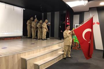 96. Yılın Kutlu Olsun Cumhuriyet...