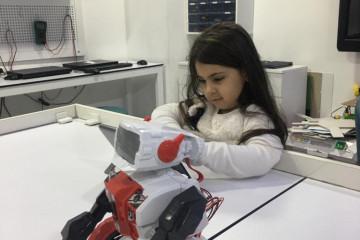 Anaokullarında Robotik