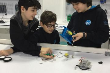 "Ortaokul Robotik ""mbot Kurulum Ve Programlama"""
