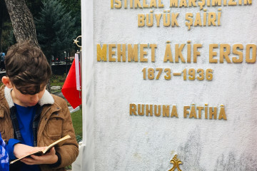 Mehmet Akif Ersoy'u Rahmet Ve Minnetle Anıyoruz. | İyi Dersler |...