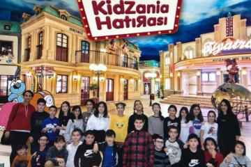 Kidzania Gezisi | İstanbul Pendik İlkokulu ve Ortaokulu | Özel Ok...