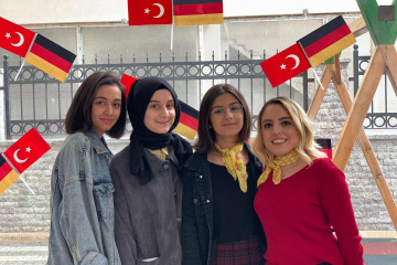 Alman Dil Günü Etkinliğimiz | İstanbul Pendik İlkokulu ve Ortaoku...