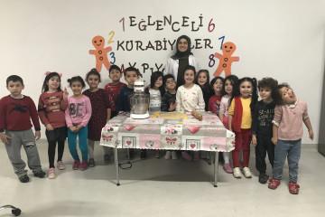 Sayılar Kurabiyesi Hazırlıyoruz. | İstanbul Pendik İlkokulu ve Or...