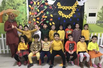 Sonbahar Geldi. | İstanbul Pendik İlkokulu ve Ortaokulu | Özel Ok...