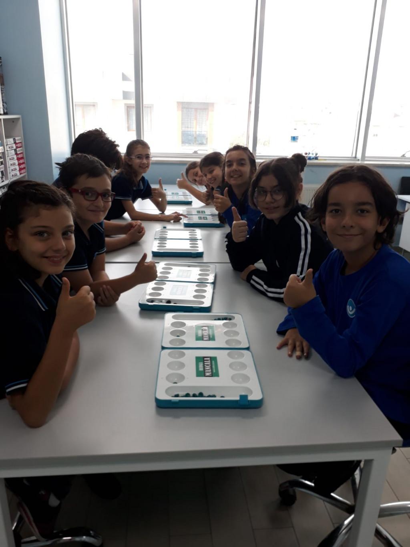 Mangala Turnuvası   İstanbul Pendik İlkokulu ve Ortaokulu   Özel...