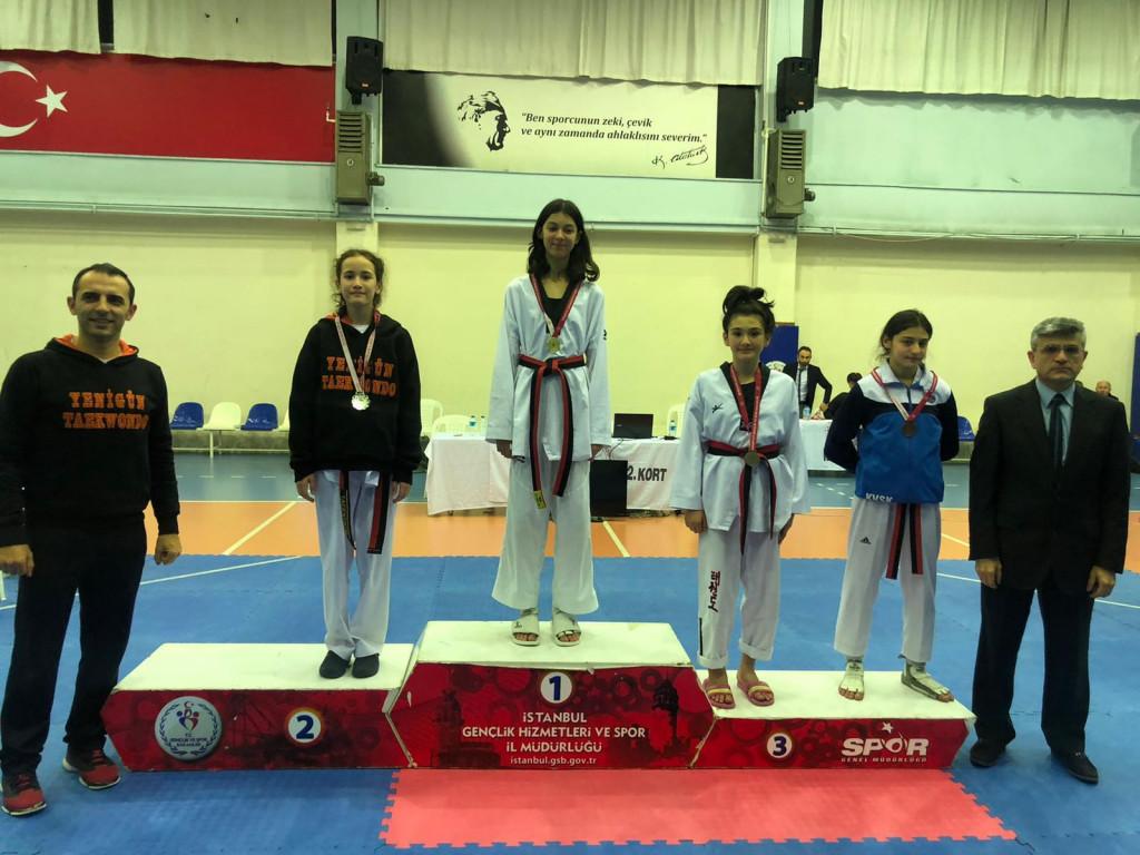 İstanbul Taekwondo Üçüncümüz | İstanbul Pendik İlkokulu ve Ortaok...