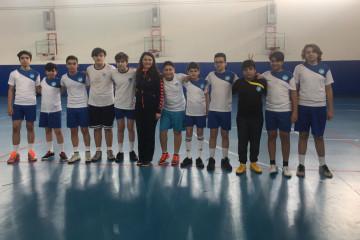 Yıldızlar Futsal Müsabakası | İstanbul Pendik İlkokulu ve Ortaoku...