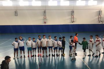 Yıldızlar Futsal Müsabakası