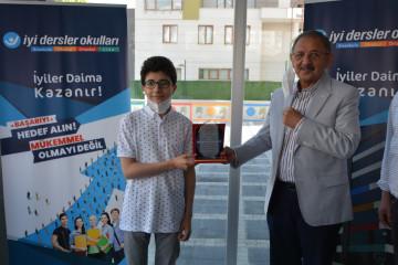 Sayın Mehmet Özhaseki Ziyareti