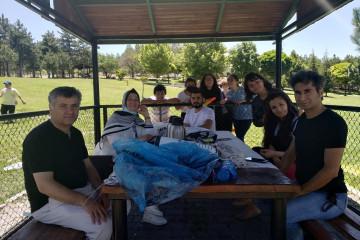 Ortaokul Öğrencilerimiz İle Piknik Yaptık