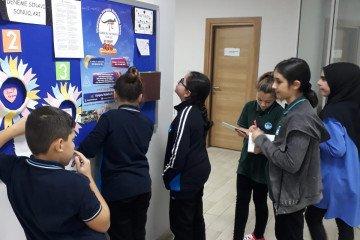 Haftanın Matematik Sorusuna Büyük İlgi | İstanbul Pendik İlkokulu...