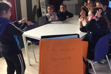 Deyimlerle Sessiz Sinema | İstanbul Pendik İlkokulu ve Ortaokulu...