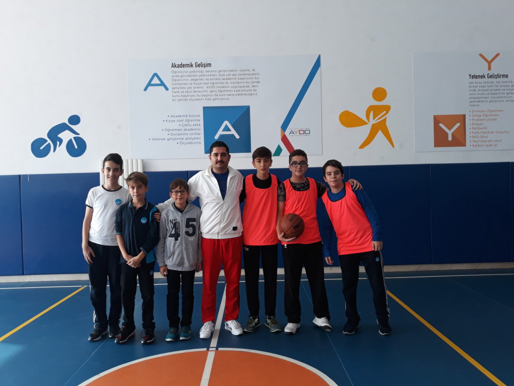 Streetball Basketbol Turnuvası Başladı | İstanbul Pendik İlkokulu...