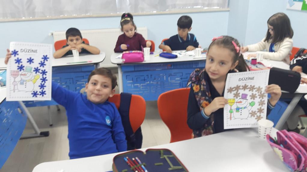 Deste Ve Düzine Öğrenirken Eğlenmek:)   İstanbul Pendik İlkokulu...