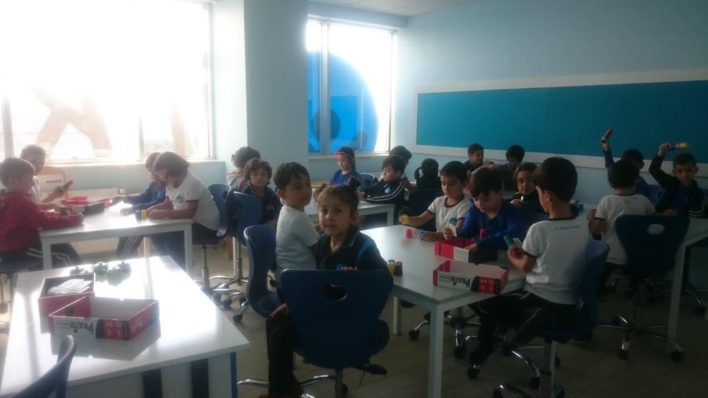 1-a Sınıfı Akıl Oyunları Atölyesinde :) | İstanbul Pendik İlkokul...
