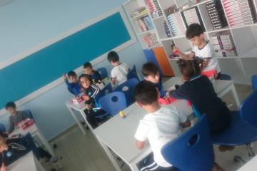 1-a Sınıfı Akıl Oyunları Atölyesinde :)