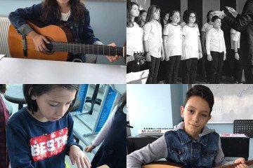Müziğe Dair | İstanbul Pendik İlkokulu ve Ortaokulu | Özel Okul