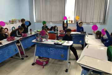 My Week | İstanbul Pendik İlkokulu ve Ortaokulu | Özel Okul