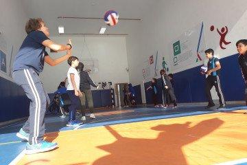 Voleybol Oynamaya Başladık | İstanbul Pendik İlkokulu ve Ortaokul...