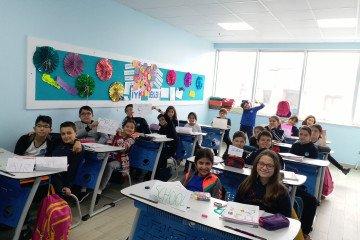 Yön Tarif Etmeyi Öğreniyoruz | İstanbul Pendik İlkokulu ve Ortaok...