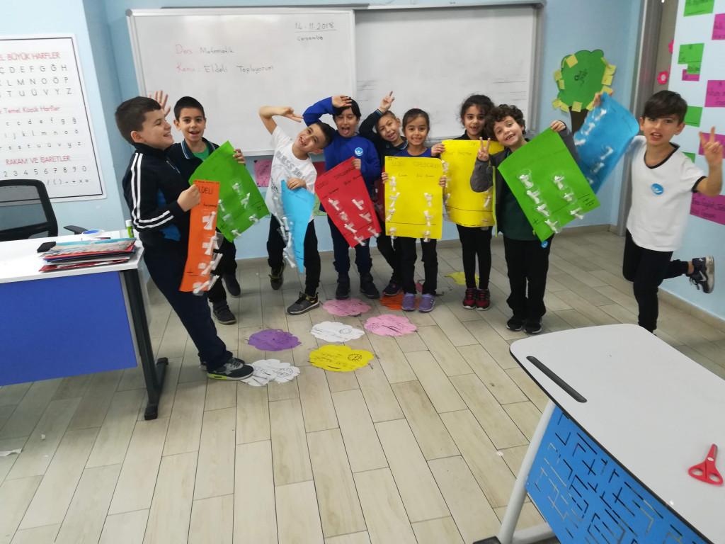 Eldeli Topluyorum Etkinliği | İstanbul Pendik İlkokulu ve Ortaoku...