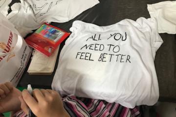 '' Let's Design Your T-shirt'