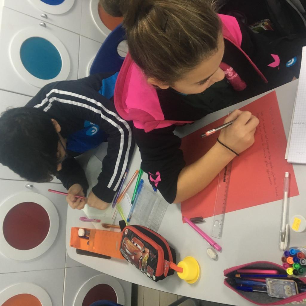 Bir Mektubun Var Öğretmenim | İstanbul Pendik İlkokulu ve Ortaoku...
